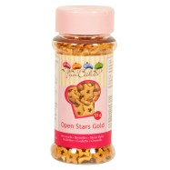 Fancakes Suger Open Stars Guld