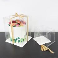 PME Crystal Cake Box 30cm
