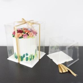 PME Crystal Cake Box 35cm