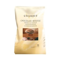 Callebaut Mjölkchokladmousse 800g