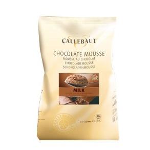 Callebaut Mjölkchokladmousse 160g - Callebaut Mjölkchokladmousse 160g