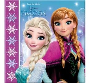 Servetter - Frost/Frozen