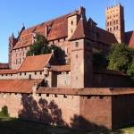 Malbork Castle. Foto: Eget