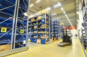 Lager i Norrköping en komplett logistik lösning, 3PL.