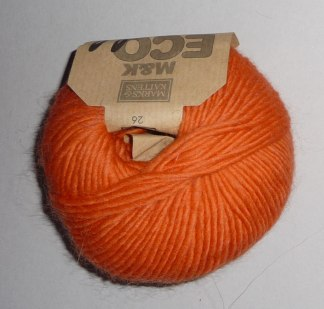 M&K Eco Baby ull 25 g - Orange177