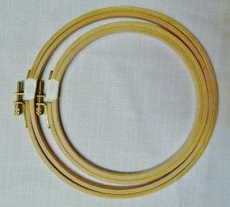 Broderibåge 15,5 cm - Broderibåge 15,5 cm