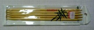 Stickor Bamboo 6,00 mm 20 cm - Stickor Bamboo 6,00 mm 20 cm