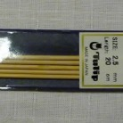 Stickor Bamboo  20 cm