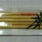 Stickor Bamboo 6,00 mm 20 cm