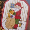 Tomte med Julklappsäck 21505/3 - Tomte med Julklappsäck 21505/3