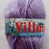 Villmarks garn 100 % ull  - Ljus lila