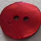Pärlemorknapp 15 mm & 18 mm 2 håls