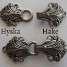 Tenn Hyska och Hake 30 mm
