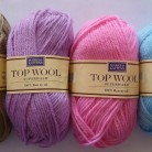 Top Wool Superwash 50 g 100% Ren ny ull