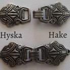 Tenn Hyska och Hake 32 mm