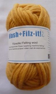 Wash + Filtz-it! 100 % Ny ull 50 g - Wash + Filtz-it 00004
