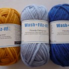 Wash + Filtz-it! 100 % Ny ull 50 g