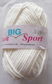 Cotton Big Sport 100 g - Cotton Big Sport 009