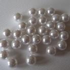 Smyckespärla 8 mm 30 st