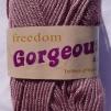 Freedom Gorgeous D.K.  50 g - Gorgeous D.K. 710