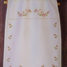 Paradhandduk 77-30464 rosor
