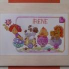 Happy Birthday train Irene 15615