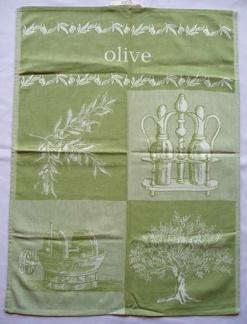 Handduk Olive - Handduk Olive