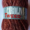 Carolina Tweed 50 g - M & K Carolina tweed 157