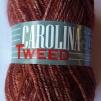 Carolina Tweed 50 g - M & K Carolina tweed 157
