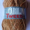 Carolina Tweed 50 g - M & K Carolina tweed 158