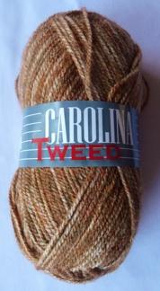 Carolina Tweed 50 g - M & K Carolina tweed 158