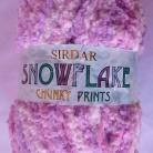 Sirdar Snowflake Chunky prints
