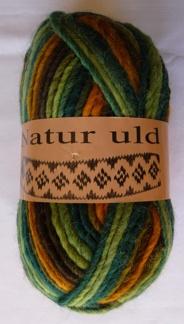 Natur Uld 100g - Natur Uld 1151
