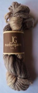 JG Naturgarn NR. 1 - JG Naturgarn NR. 1  94010