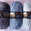 Flox Jeans 100% Bomull 50 g