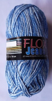 Flox Jeans 100% Bomull 50 g - Flox Jeans 264