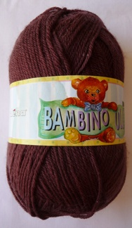 Bambino Ull 100% Merinoull - Bambino Ull 960