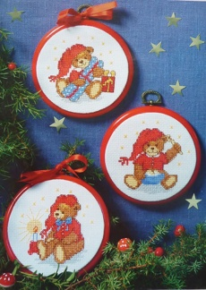 3 små jul tavlor 92400 000 5511 - 3 små jul tavlor 92400 000 5511
