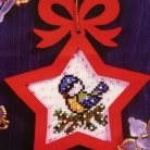 Complete cross stitch kit 6536
