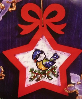 Complete cross stitch kit 6536 - Complete cross stitch kit 6536