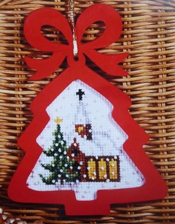 Complete cross stitch kit 6527 - Complete cross stitch kit 6527