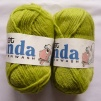 Panda Superwash 100% Merino ull - Panda 677