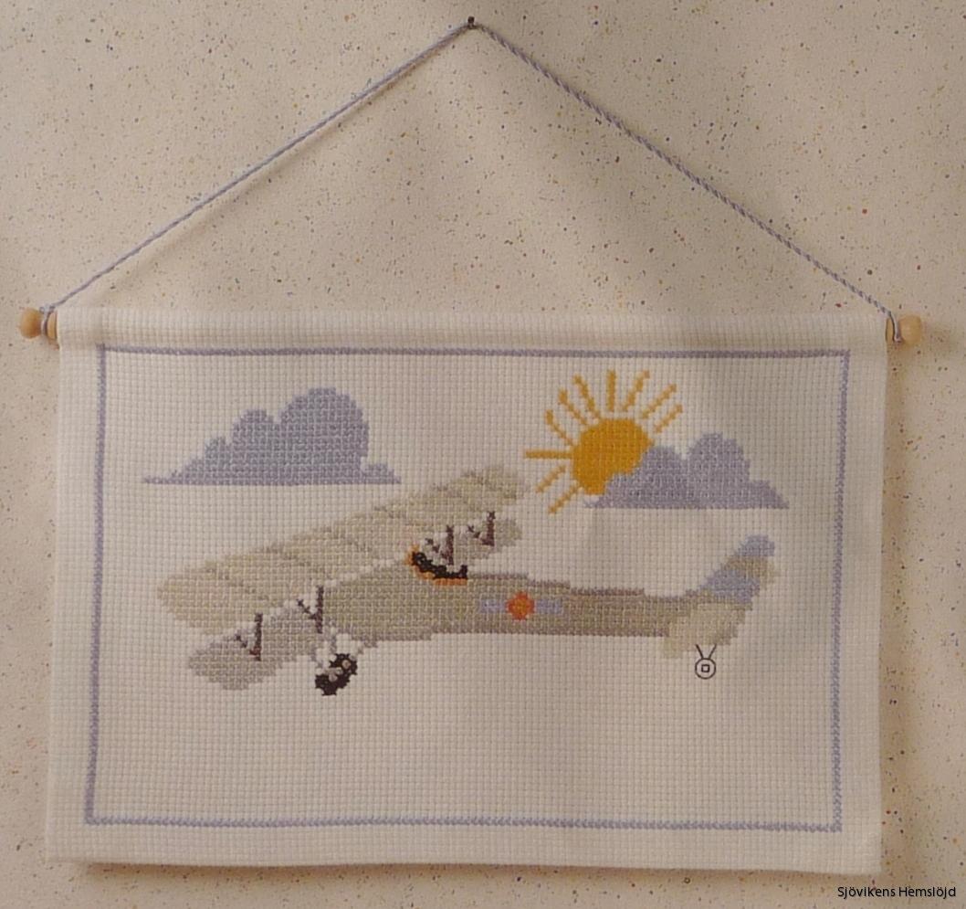 bonad flygplan 1