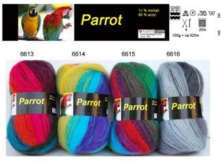 Parrot 100 g - Parrot 6613