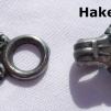 Tenn Hyska och Hake 25 mm