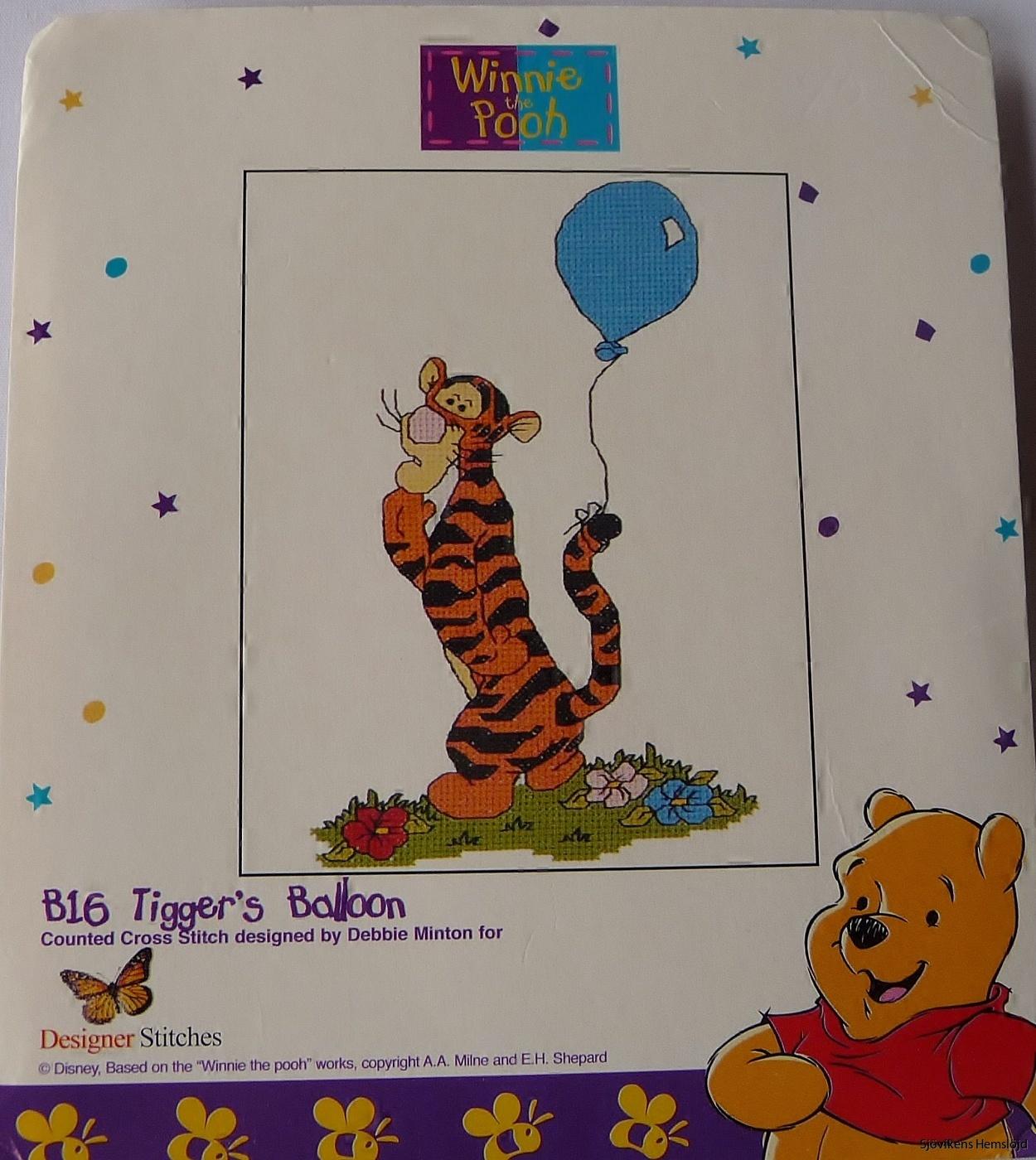 B16 Tiggers balloon 1