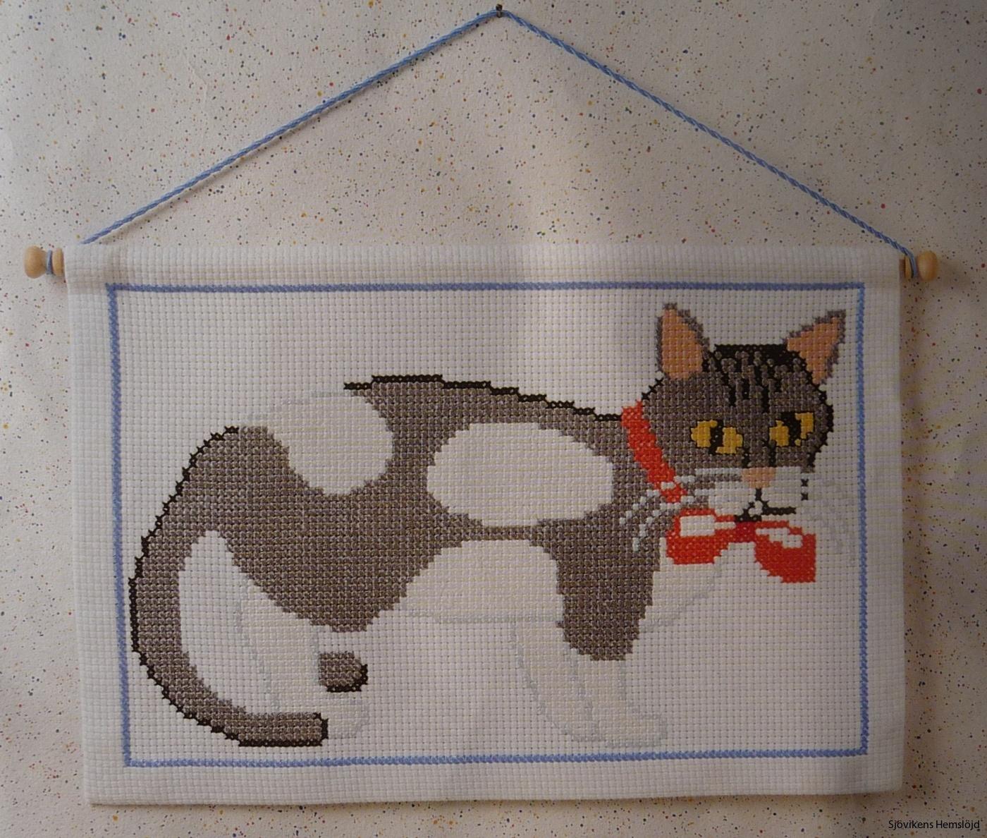 bonad katt 1