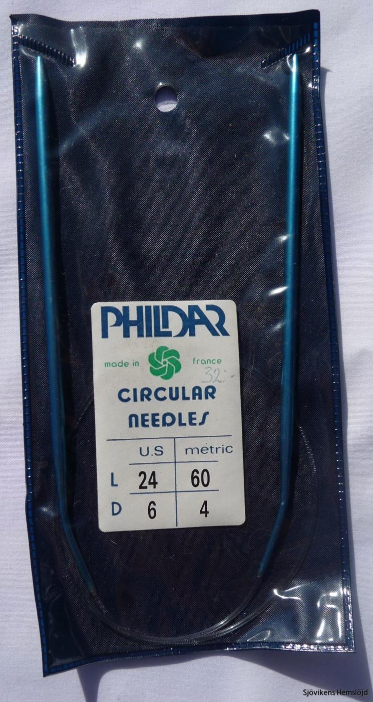 Phildar Circular n Blå