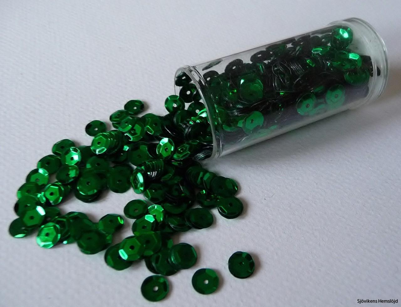 p grön