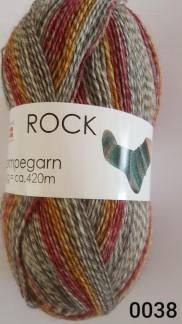 ROCK strumpgarn - rock strumpgarn 38
